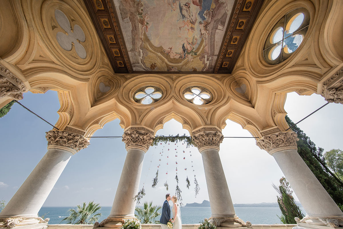 Garda island - San Felice del Benaco location for your wedding on the lake Lake Garda. GLPSTUDIO Photo & Video