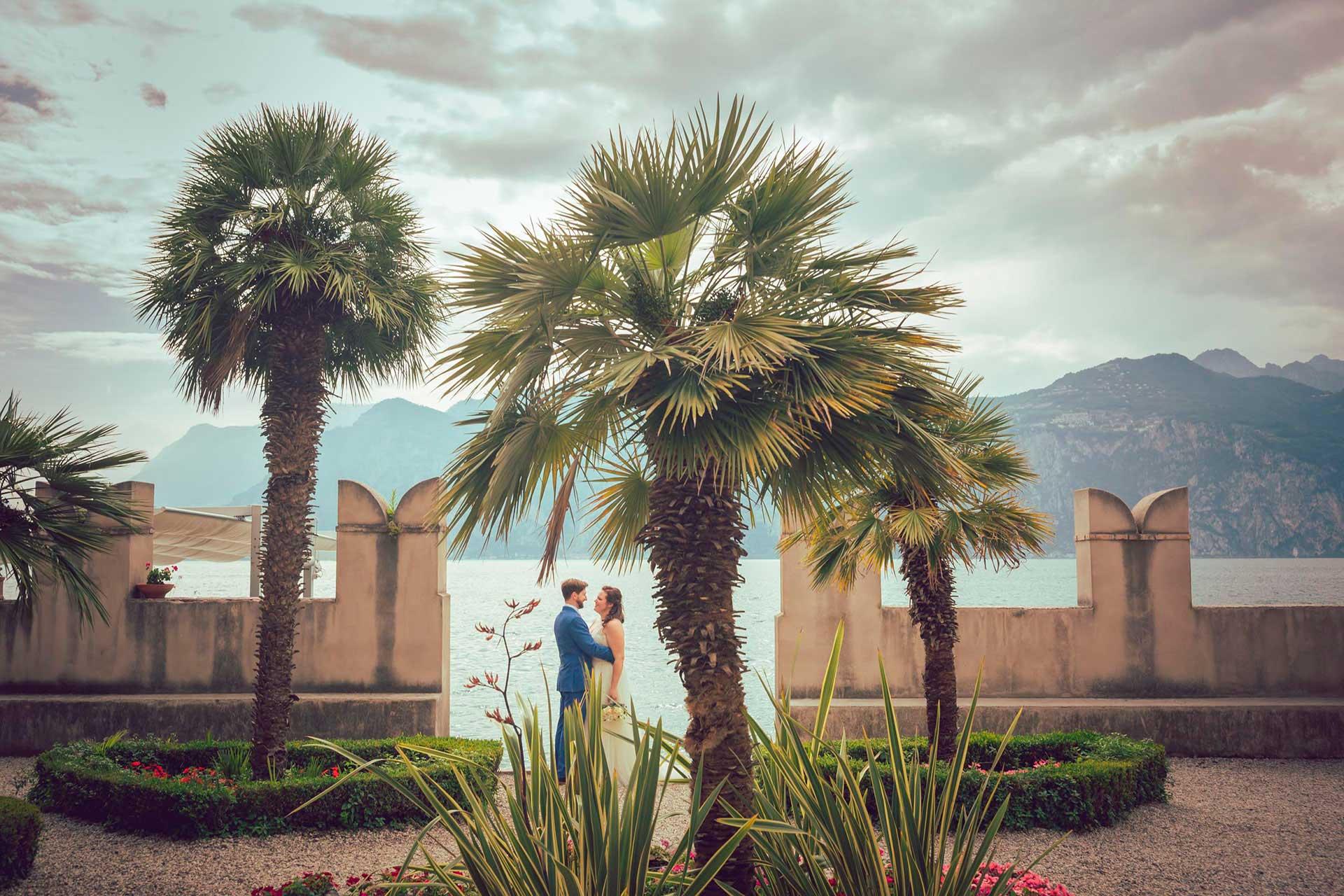 Lake Garda Wedding Photographer - Malcesine Wedding Photographer servizi fotografici GLPSTUDIO FOTO VIDEO LAZISE CELL. 335 5234158