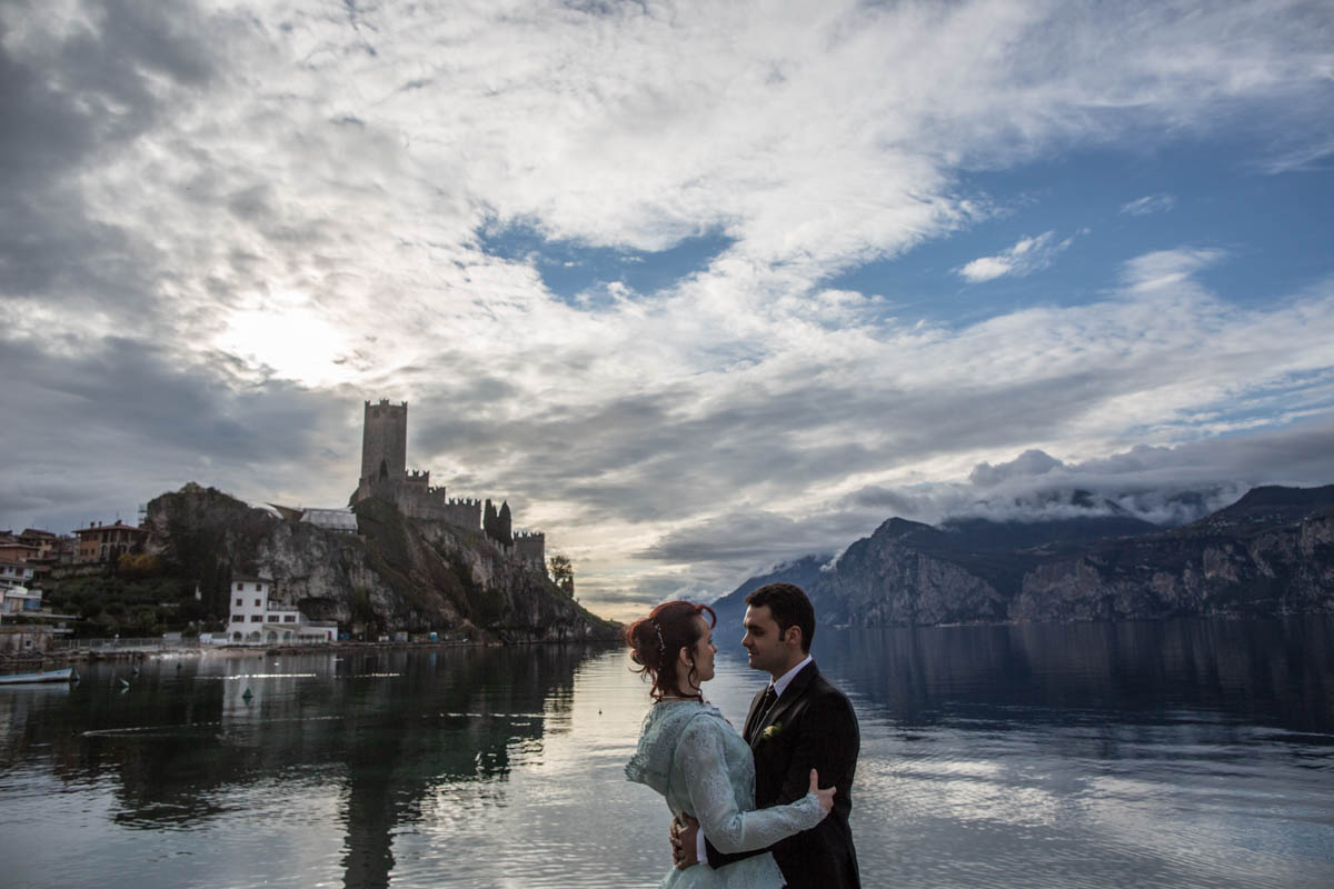 Malcesine at Lake Garda, Italy. Portrait, wedding, lifestyle and events photographer in Verona, Garda Lake
