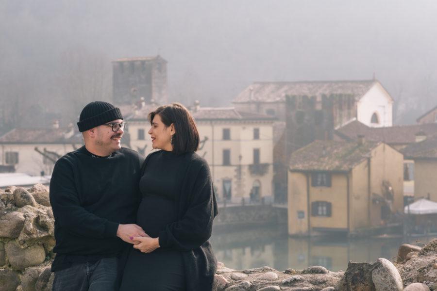 Servizi Fotografici in gravidanza e maternità a Verona e Lago di Garda