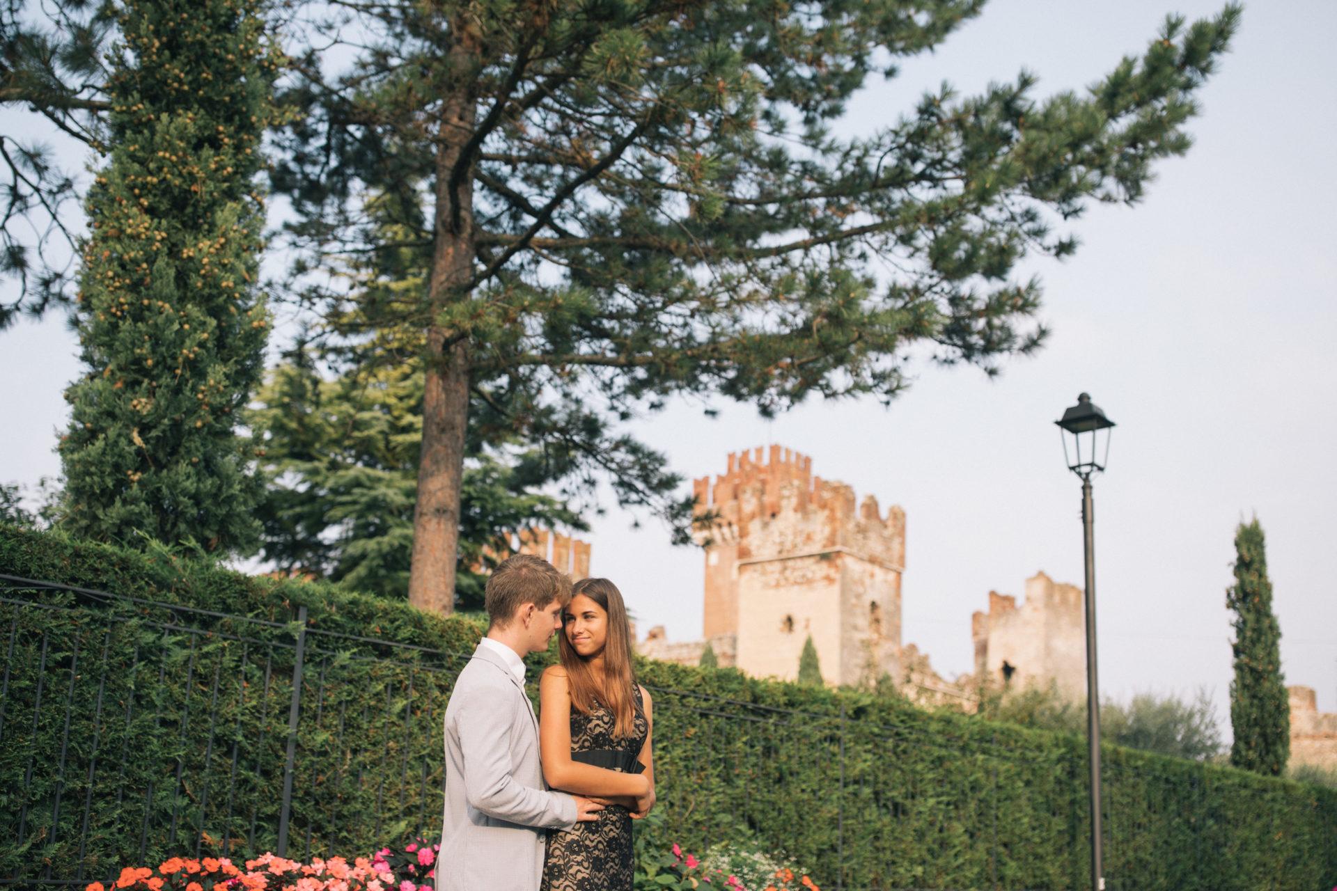 WEDDING PHOTOGRAPHER IN LAZISE ON LAKE GARDA AND VERONA