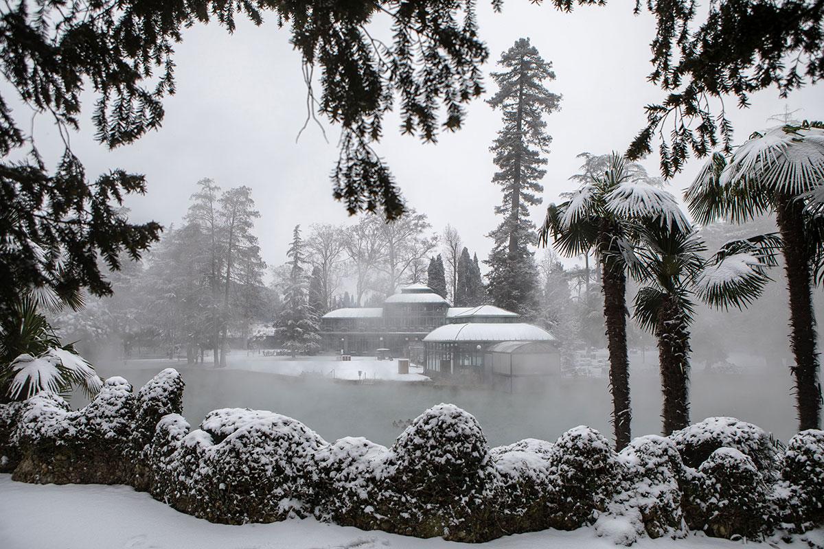 Parco Termale del Garda fotografo Gian Luigi Pasqualini