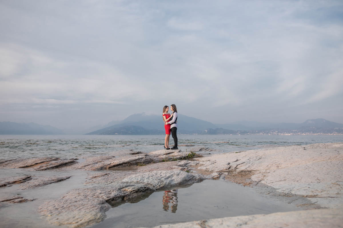 weddings photographer in Sirmione on Lake Garda - Brescia