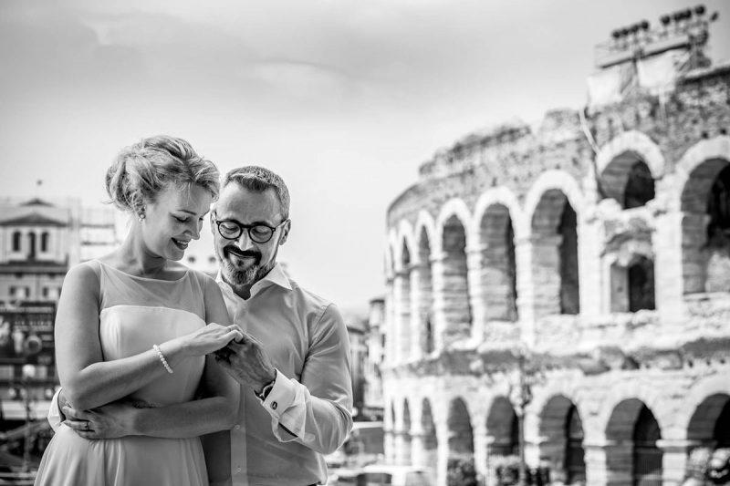 Gian Luigi Pasqualini wedding photographer on Lake Garda, in Verone and in Valpolicella