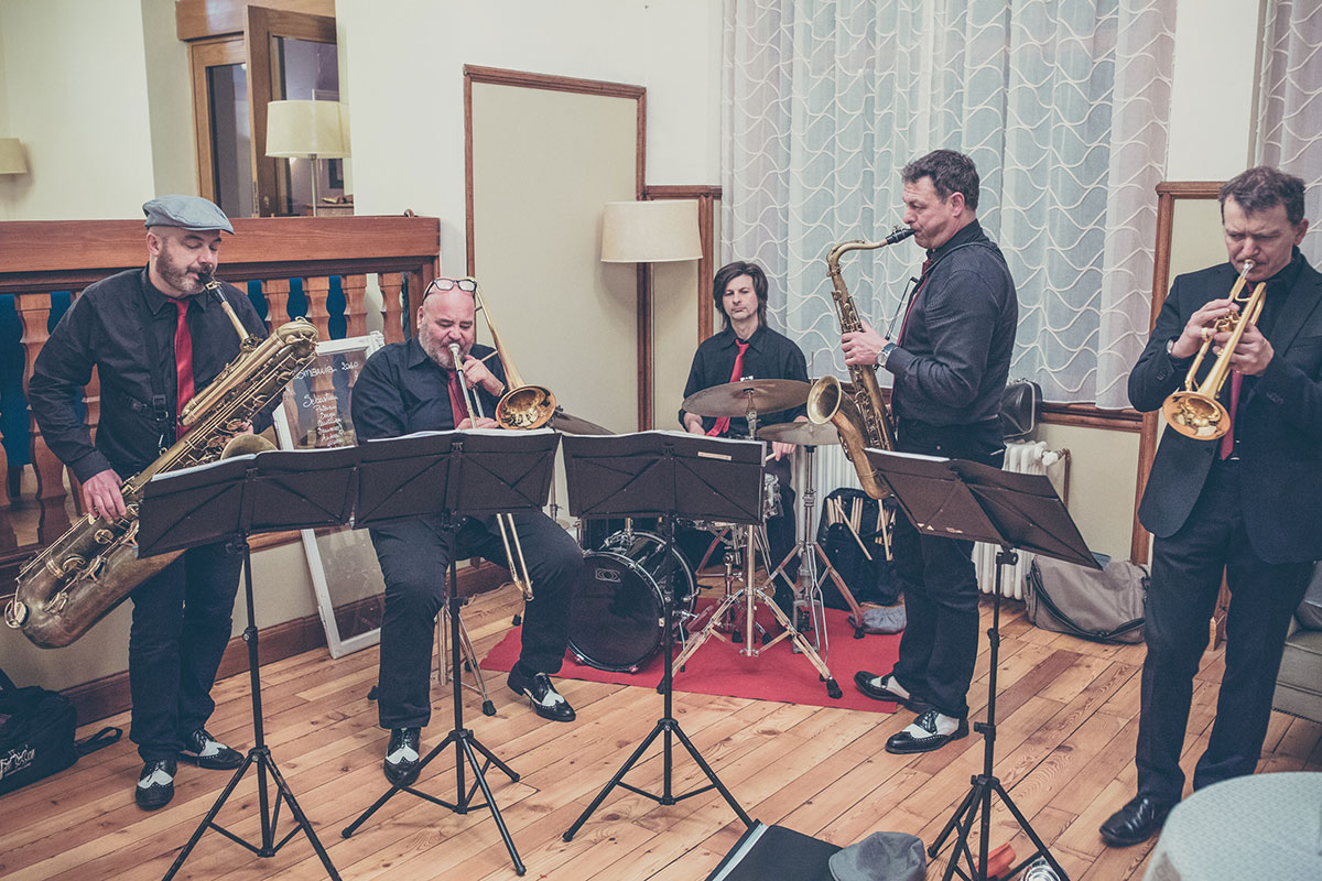TIGER DIXIE BAND Original Classic Jazz Band Fotografo Gian Luigi Pasqualini GLPSTUDIO