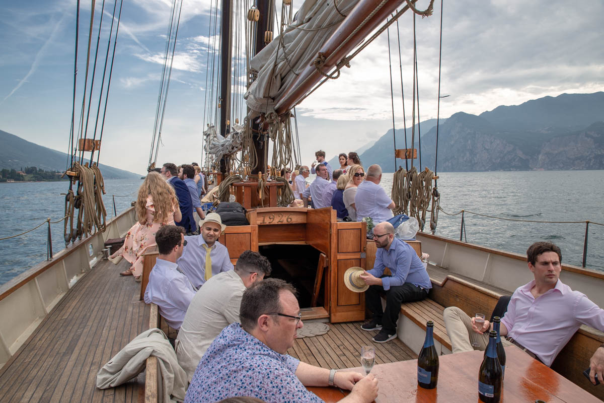 Professional wedding photographer - Photographer for your trip on Lake Garda