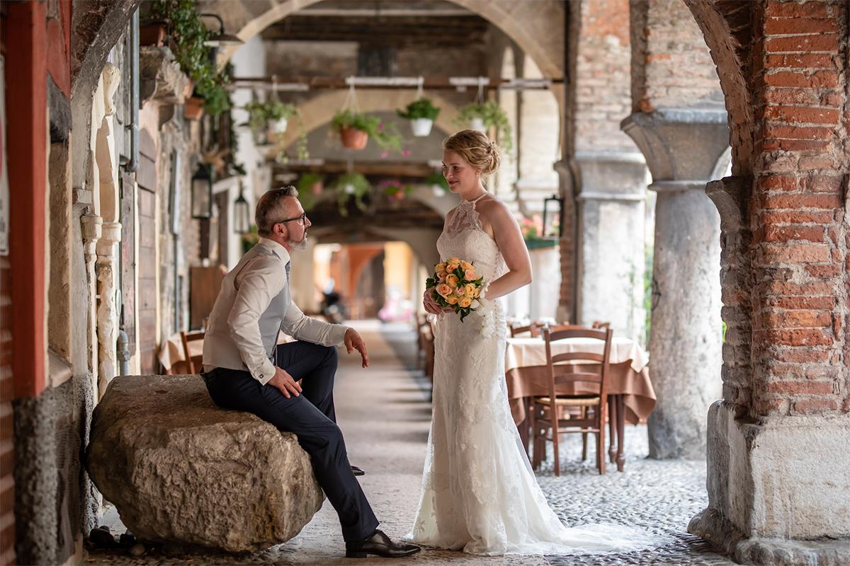 Professional wedding photographer. Fotografo di matrimonio a Verona - Lake Garda