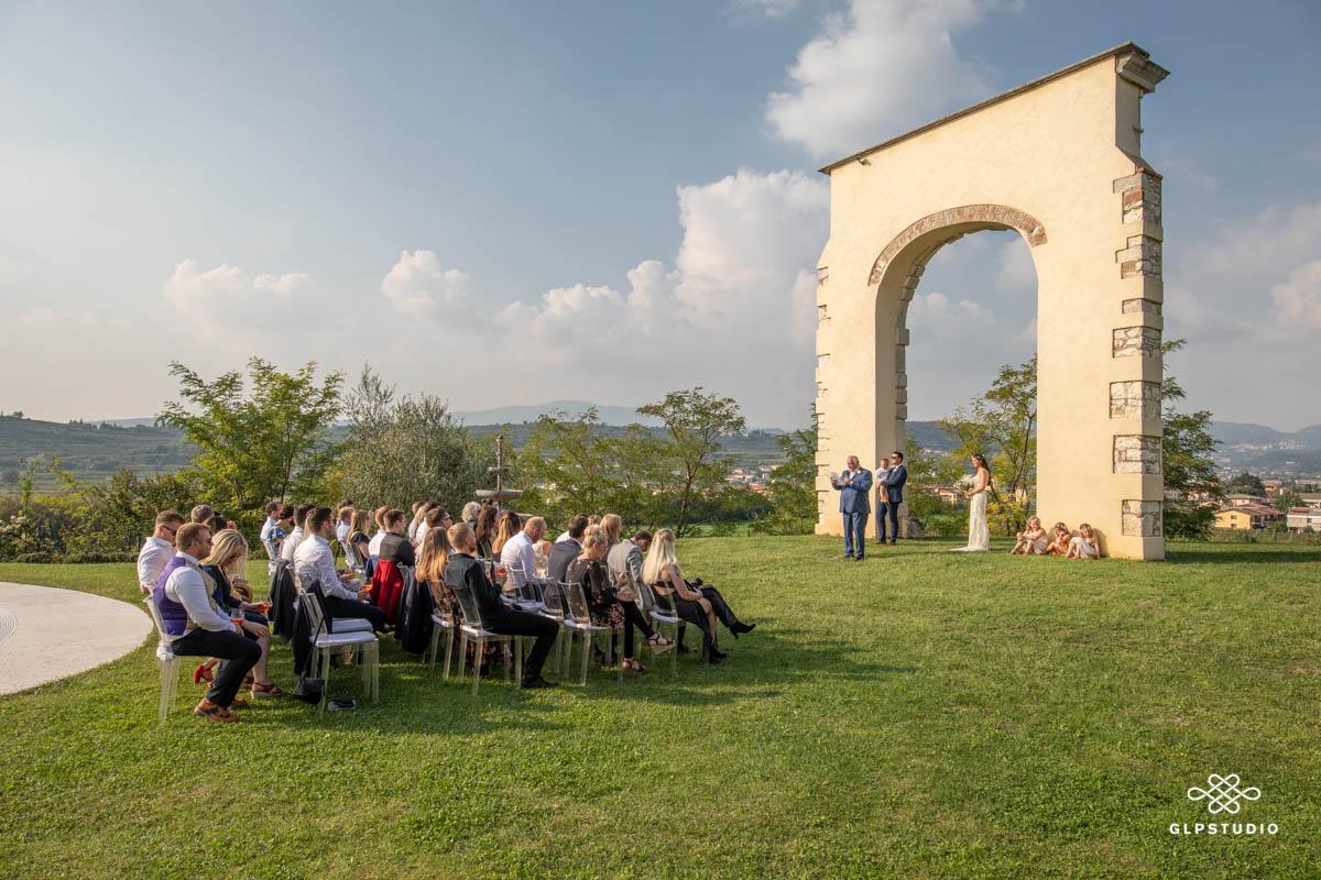 Matrimonio a Negrar Verona