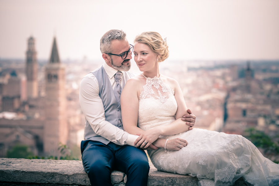 Portrait and wedding photographer in Verona and Lake Garda.