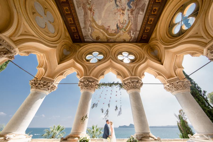 Matrimonio sull'isola del Garda - San Felice del Benaco - Brescia