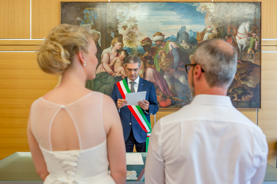 Wedding in Verona, city of love - Tomba di Giulietta