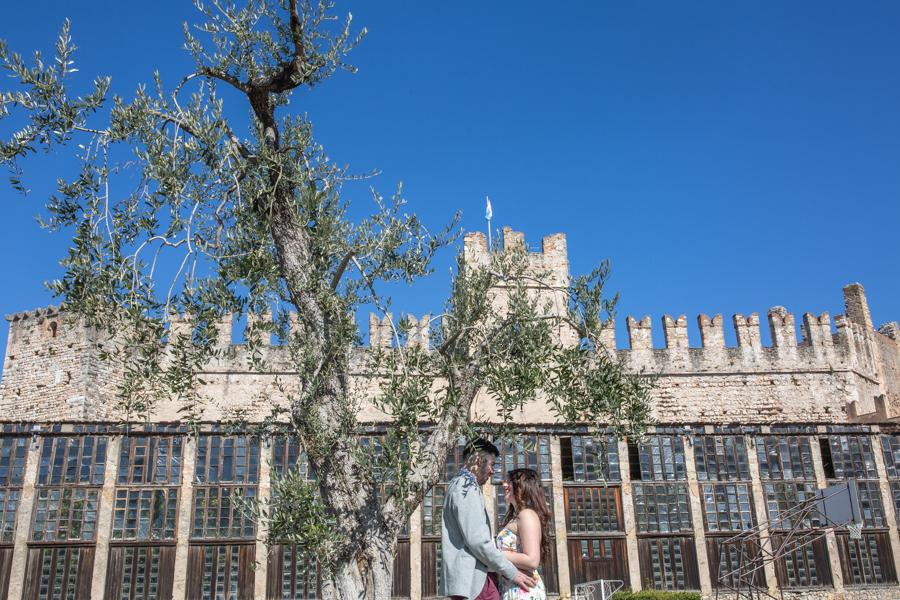 Professional wedding photographer., escapes in Torri del Benaco on Lake Garda, photo by GianLuigi Pasqualini