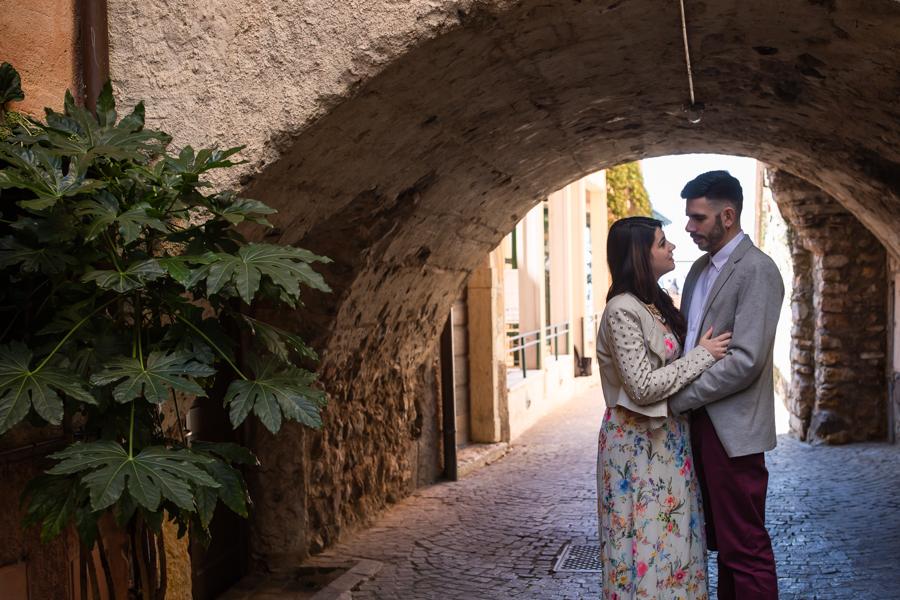 Servizio foto di coppia a Torri del Benaco con il fotografo di matrimoni Gian Luigi PasqualiniI