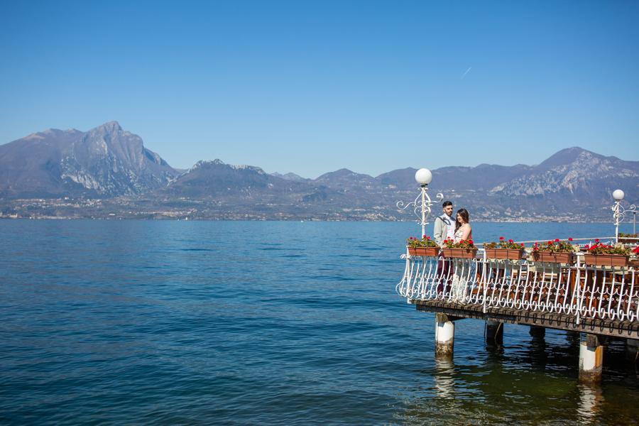 Professional wedding photographer. Torri del Benaco location for your wedding on the lake Lake Garda. GLPSTUDIO Photo & Video