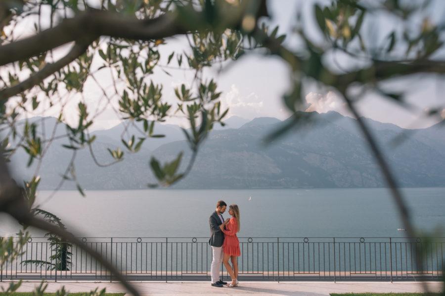 Wedding and portrait photographer on Lake Garda, Italy