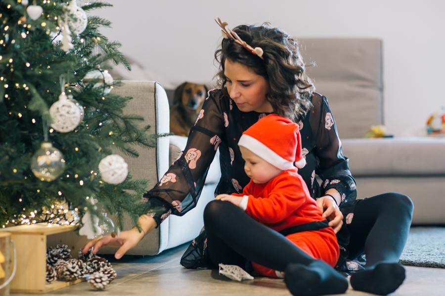 Sessioni Fotografiche Di Natale, Fotografia di coppia e famiglia Verona Lazise Lago di Garda