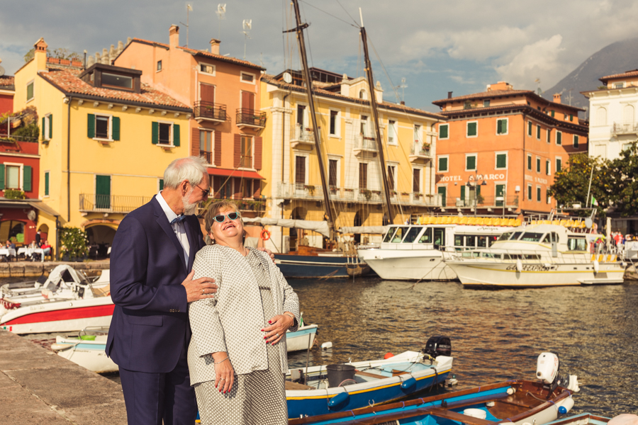 Travel photography on Lake Garda and Verona