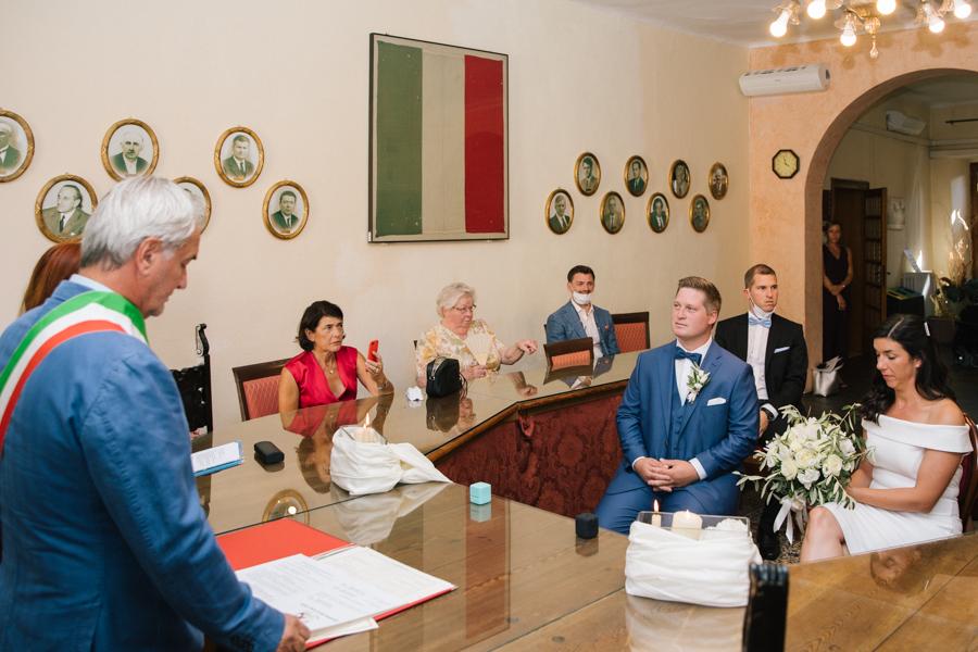 Matrimoni Civili a Lazise - Lago di Garda