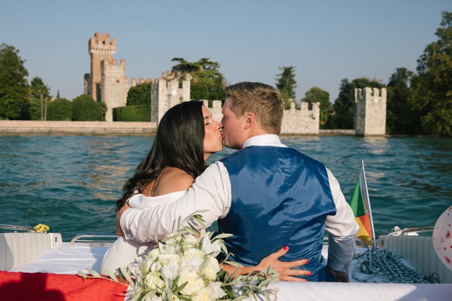 Matrimonio Castello Scaligero Lazise