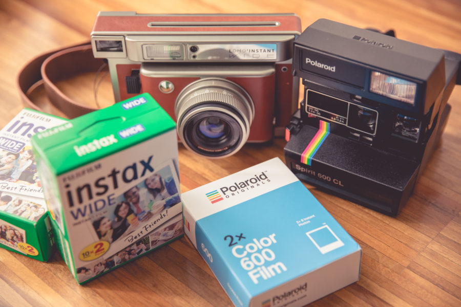 Fotografia Analogica Fujifilm Polaroid