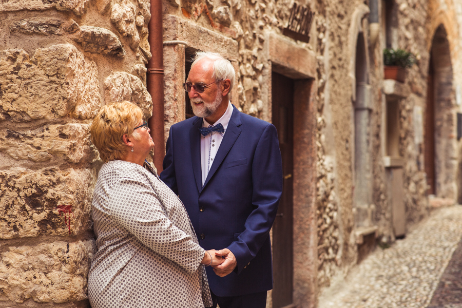SERVIZIO FOTOGRAFICO ANNIVERSARIO DI MATRIMONIO A MALCESINE