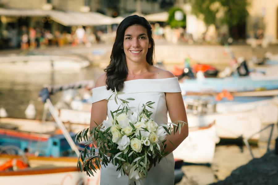 Ritratti sposi Lazise lago di Garda Verona