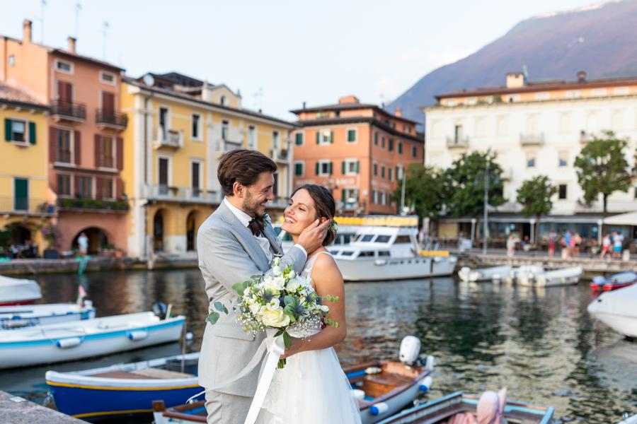 Studio Fotografico Malcesine - Servizi Fotografici matrimonio sul lago di Garda