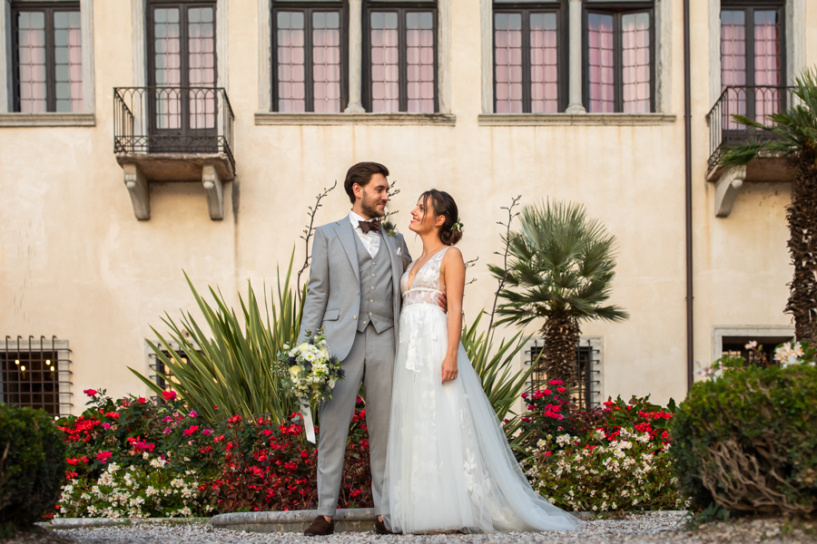 Servizio Foto Matrimonio Malcesine Lago di Garda