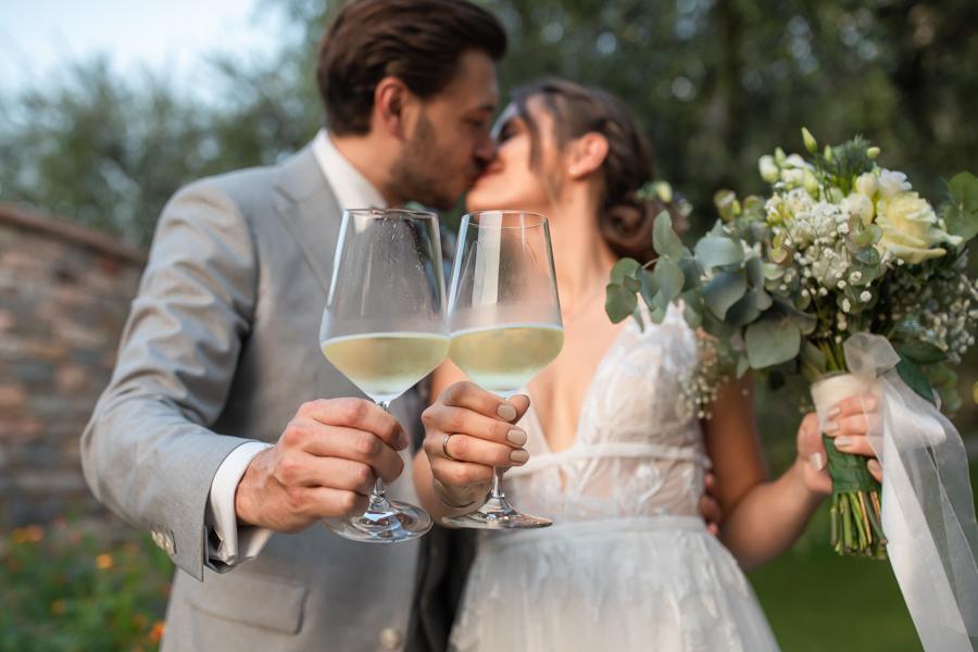 Matrimonio al Ristorante Vecchia Malcesine Lago di Garda
