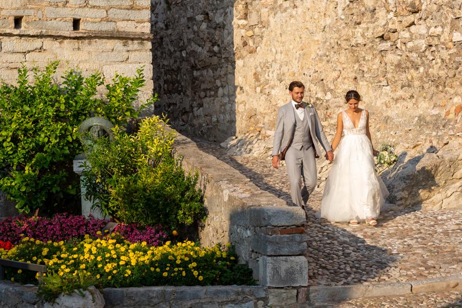 Fotografo nozze Malcesine, servizi fotografici Reportage di Matrimonio